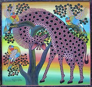 O. Amonde (1987): Twiga